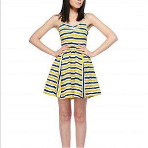 Jack by BB Dakota   fit and flare striped dress